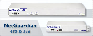 Announcing the New NetGuardian 480 and NetGuardian 216